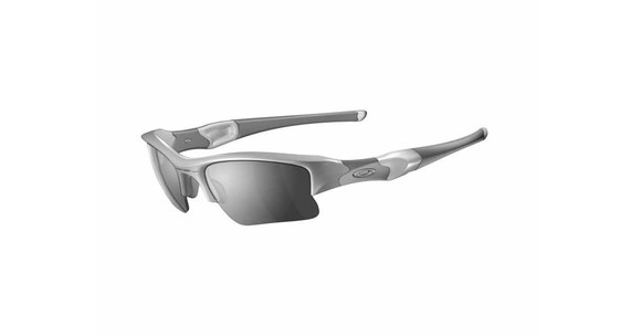 Oakley Flak Jacket XLJ Polished White/Black Iridium